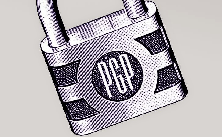 pgp email encryption secure