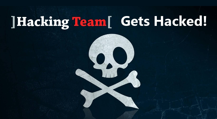 'Hacking Team' Gets Hacked! 500GB of Data Dumped Over the Internet